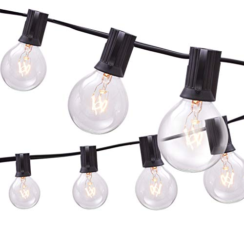 Energetic Smarter Lighting 25Ft Dimmable Outdoor String Light Only  $7.49 (Retail $14.99)