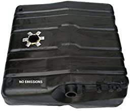 MTS Company 3019E - 19 Gallon Plastic Fuel Tank Without Emissions - 1972-1980 International Scout II