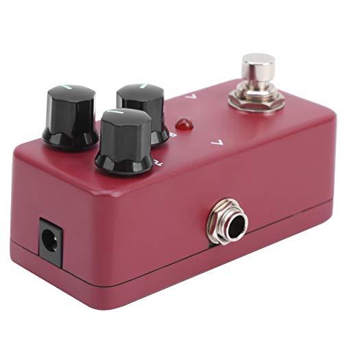 Pedal de efectos de guitarra Fatsons, Mini procesador de...