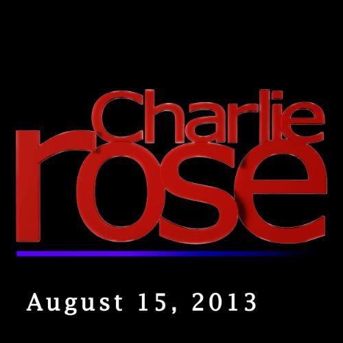 Charlie Rose: Larry Ellison, August 15, 2013 cover art