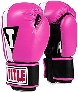 Title Boxing Classic Exceed Boxing Gloves