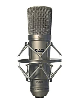 CAD Audio CAD GXL2200 Cardioid Condenser Microphone Champagne Finish  AMS-GXL2200