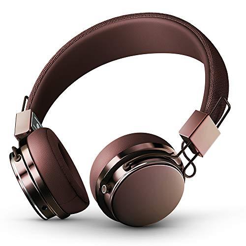 Urbanears Plattan 2 Bluetooth Headphones - Cherry Brown