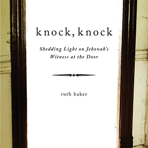 Knock, Knock audiobook cover art