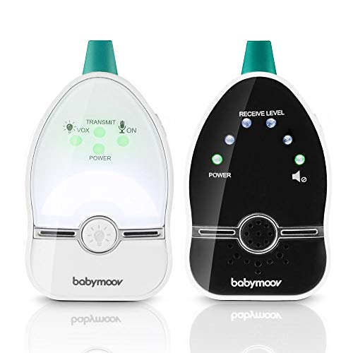 Babymoov Babyphone Easy Care, Digital Green Technology, 500m Reichweite