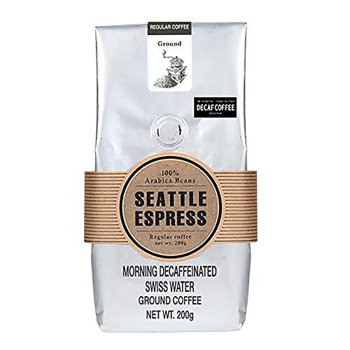 SEATTLE ESPREES REGULAR COFFEE シアトルエスプレスレギュラー コーヒー モーニングディライトディカフェ(...