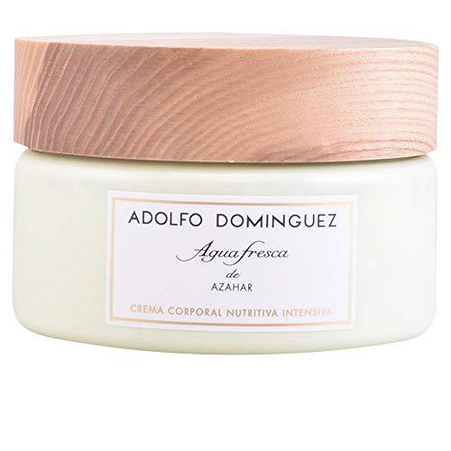 ADOLFO DOMINGUEZ AGUA FRESCA DE AZAHAR CREMA CORPORAL NUTRITIVA 300 ML