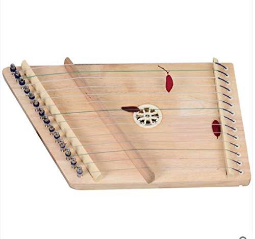 Guzheng Fingertrainer mit 14 Saiten.