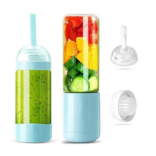 LFLZCP Exprimidor, exprimidor doméstico de Gran Capacidad de 330 ml, Limpieza automática...