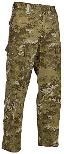 US Army Feldhose ACU All Digital Combat Uniform Freizeithose Kampfhose Größen (XXXL, Vegato Tarn)