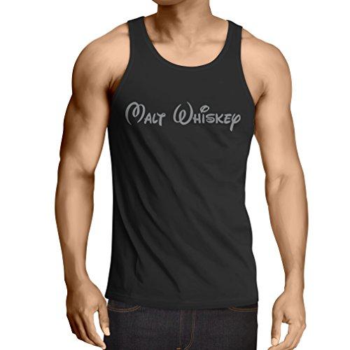 lepni.me Whisky T-shirt voor heren, grappige citaten voor drinken, geniale citaten van alcohol