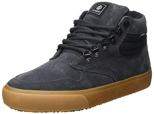 Element Herren Topaz C3 Mid Sneaker, ASPHALT GUM, 39 EU