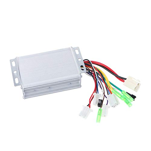 Hacloser Brushless Motor Controller DC 36V/48V 350W Electric Bicycle E-bike Scooter