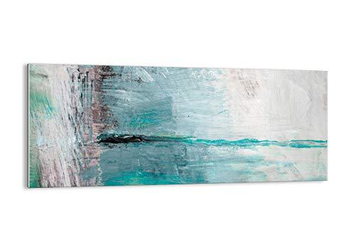 Cuadro sobre Vidrio - Cuadro de Cristal - de una Sola Pieza - 120x50cm - Foto número 3591 - Listo para Colgar - Pinturas en Vidrio - Impresiones sobre Vidrio - Cuadro en Vidrio - GAB120x50-3591