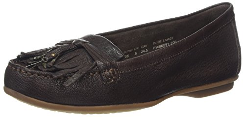 Hush Puppies Damen Naveen Robyn Slipper, Braun (Brown), 39 EU