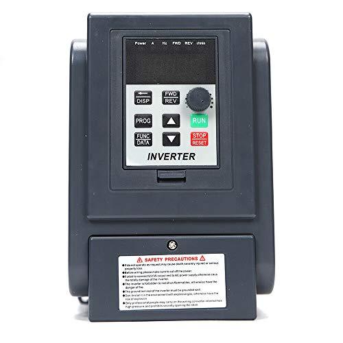 220V Einphasig VFD Drehzahlregler Frequenzumrichter für 0,75 kW AC motor 1-phase