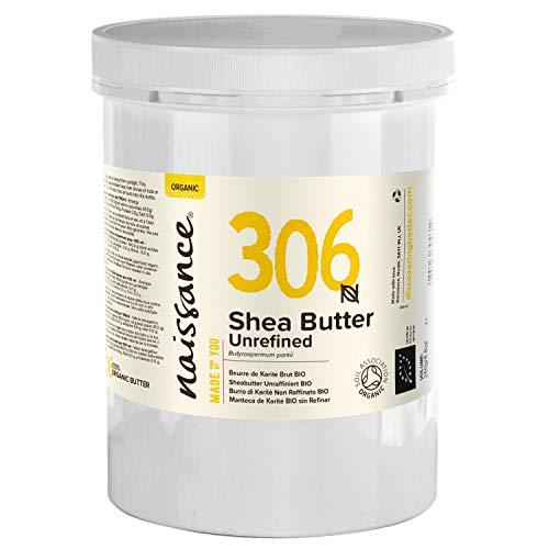 Dzimtais organiskais neapstrādāts šī sviests (Nr. 306) - 1kg - 100% tīrs, nerafinēts, dabīgs un sertificēts ORGANIC - rokām mīcīts - vegāns - ētiska un ilgtspējīga izejviela Ganā
