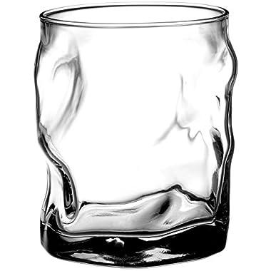Bormioli Rocco Sorgente 14.25 Double Old Fashioned Glass, Set of 6