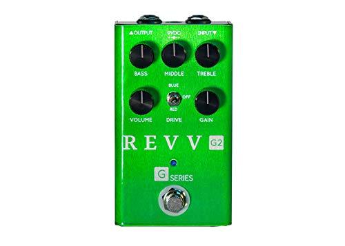 Revv - G2 Drive/Crunch Pedal