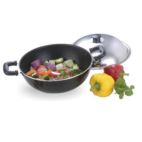 Ideal Kadai Medium 240mm Nonstick Cookware