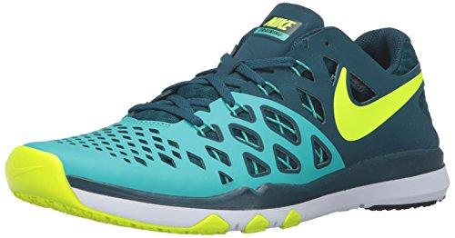 Nike Train Speed 4, Zapatillas de Senderismo para Hombre, Verde (Hyper Jade/Volt-Midnight Turq-Black), 44.5 EU