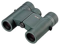 Marchwood 10x25 Compact Binocular-Silver