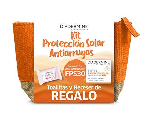 Diadermine Diadermine - Neceser Con Lift+ Protector Solar Fps30 + Toallitas Desmaquillantes 206 g