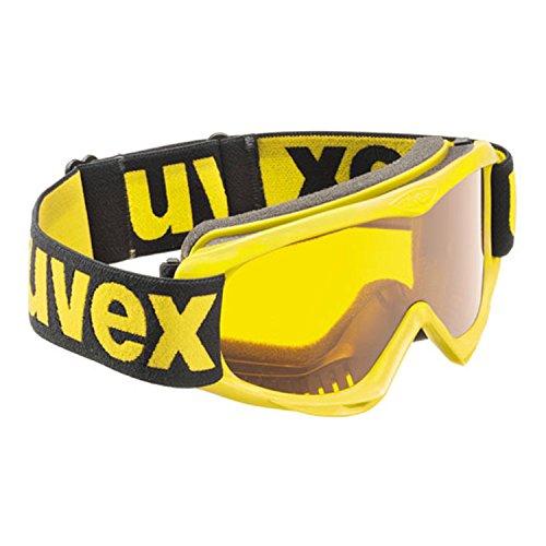 uvex -   snowcat, yellow/