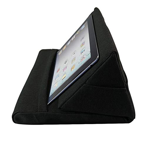 QIEZI Multifunction Laptop Cooling Pad Tablet Stand Holder Stand Lap Rest Cushion with Bag,Laptop Tablet Pillow Foam Lapdesk