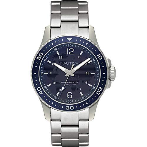 Nautica Reloj de Pulsera NAPFRB008