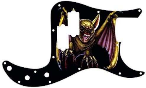 Custom Graphical Pickguard to fit Special price P Clearance SALE! Limited time! Bass Fender C Precision