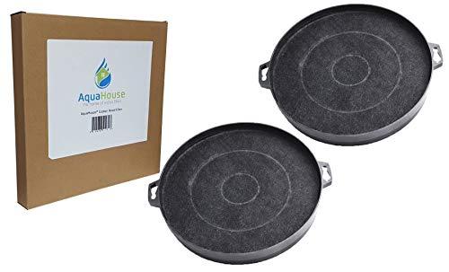 2 filtros de campana AquaHouse compatibles con carbón para