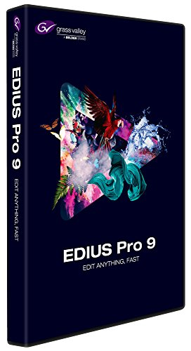 Grass Valley EDIUS Pro 9 Upgrade von Pro 8 oder Workgroup 8