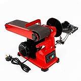 Bench Sander for Wood 6 Inch Disc 4x36 Inch Belt Sander Electric Combo Adjustable Grinder Sander