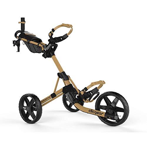 Clicgear 4.0 Golftrolley 2019 - Army Brown