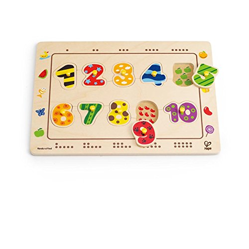 Hape International Hape E1500 Holzpuzzle