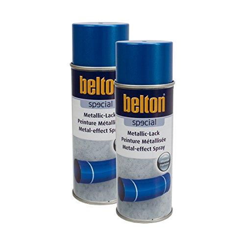 Kwasny 2X 323 053 Belton Special Metallic-Lack blau 400ml