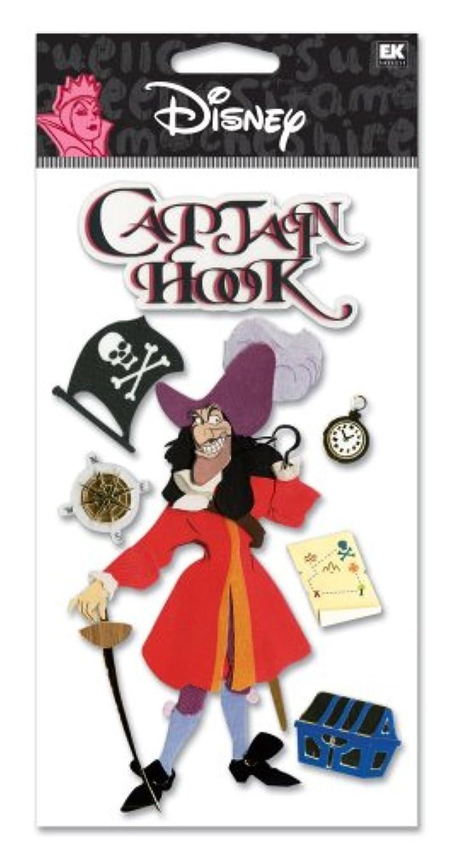 Disney Hook Dimensional Sticker