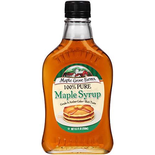 Maple Grove Farms Pure Maple Syrup, 8.5 oz