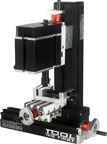 ZHOUYU 60W Mini Metal Milling Machine A DIY Student Woodworking Hobby Power Tool Modelmaking Sience
