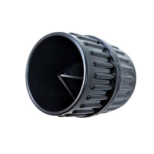 Mobiut 2 in 1 Entgrater Werkzeug für Kupfer-Rohre, PETG und Acrylrohr,für INNEN und AUßEN Rohrentgrate,2-40 mm
