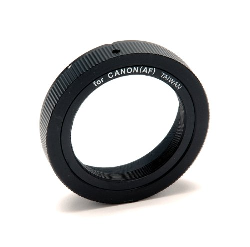 Celestron 93419 T-Ring for 35 mm Canon EOS Camera (Black) Camera Lens Adapter Ring