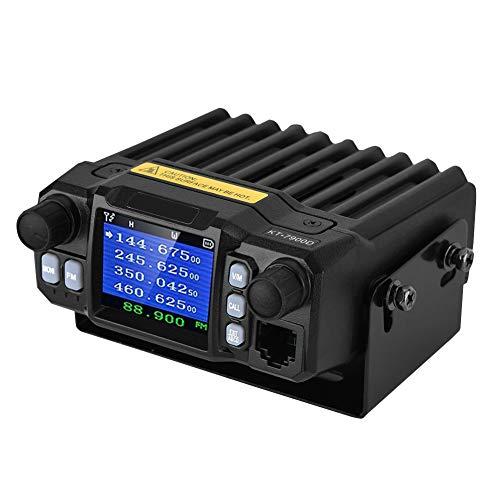 Richer-R 安定周波数車トランシーバー 200チャンネル 5?50kmの距離 携帯ラジオCBトランシーバー 車無線機 モバイルCBラジオ