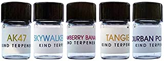 Kind Terpenes - Terpene Collection Kit #2 (1 ml x 5) Strain Specific Terpene Concentrate