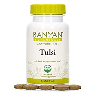 Tulsi leaf, also known as holy basil or Ocimum Sanctum is a profoundly healing plant. As an adaptogen, tulsi has the unique ability to regulate stress levels and support proper function of the adrenals. Because of this, Tulsi can support and maintain...