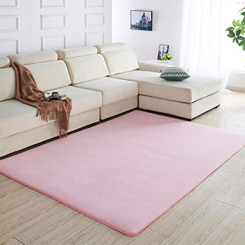 160 x200 Kortharig koraal fluwelen tapijt woonkamer vloermat salontafel mat slaapkamer deken bed vloerkleed vloermat deurkussen, 6,80 x200cm
