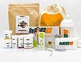 hCGC® Il pacchetto completo originale   21 giorni di dieta hCG + 9 giorni   con attivatore PUSH-IT e Slim Protein Spezial   + trattamento intestinale   (cioccolato)