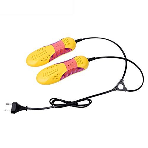 TYXTYX Secador de Zapatos secadoras eléctricas Calefactor Calzado Secador de Botas Zapatos,...