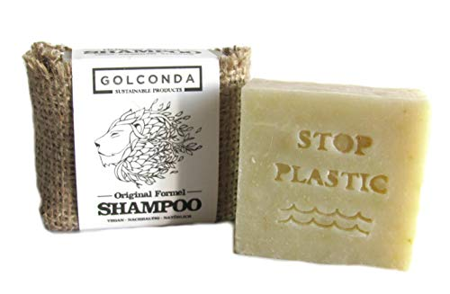 Haarseife Original, Naturseife,Shampooseife 65g