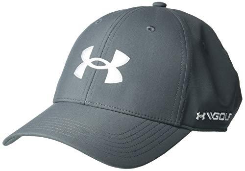 Under Armour Herren Golf96 Hat Hut, Pitch Gray (012)/Weiß, Einheitsgröße